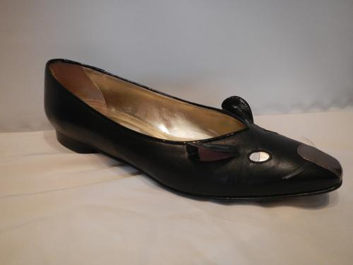 Ballerinas Carel color negro T.40.