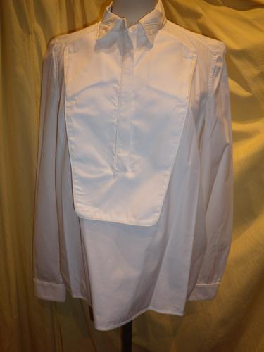 Givenchy white cotton blouse S.38/40