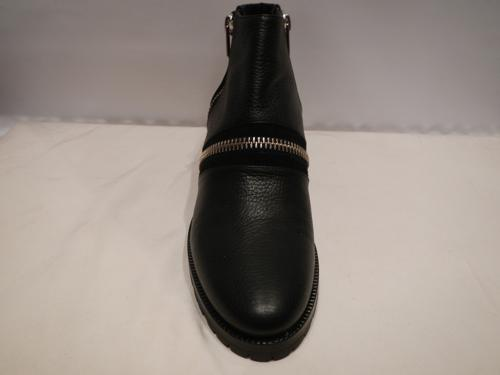 Boots Walter Steiger black leather T.40