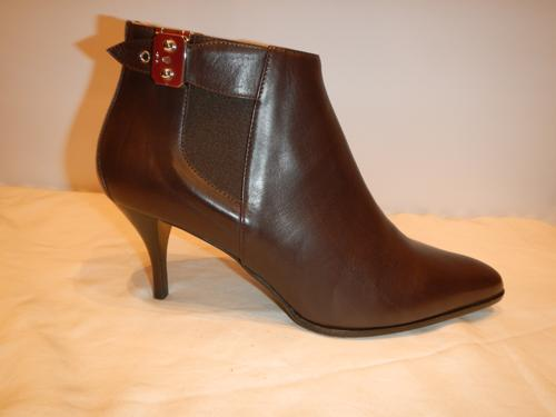 Bottines Hermes marron T.40.5
