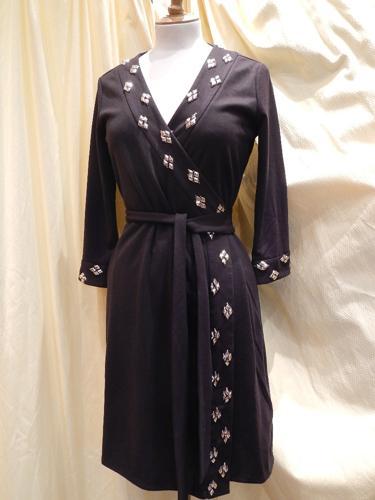 Robe Loulou de La Falaise noire T.36