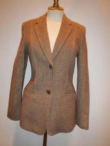 Jacket Louis Feraud  beige wool T.36